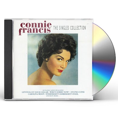 Connie Francis BEST OF CD