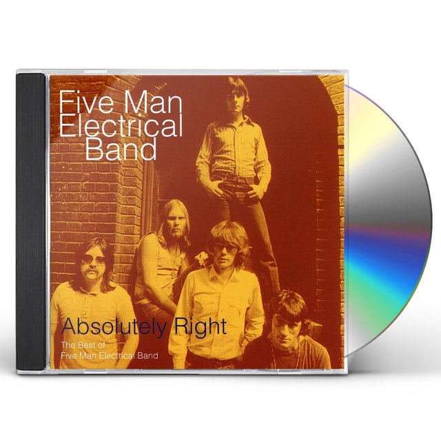 Five Man Electrical Band