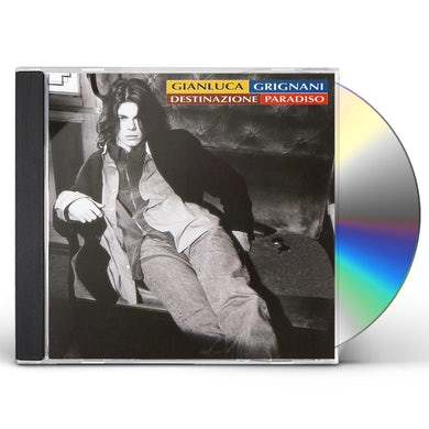 Gianluca Grignani DESTINAZIONE PARADISO CD