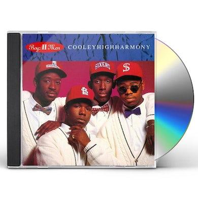 Boyz II Men COOLEYHIGHHARMONY (PLUS SPANISH TRACKS) CD