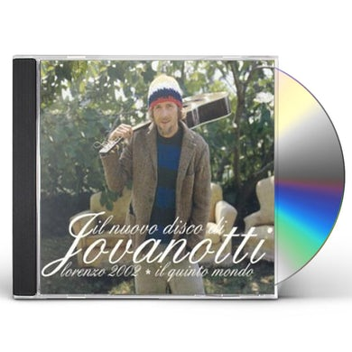 Jovanotti IL QUINTO MONDO CD