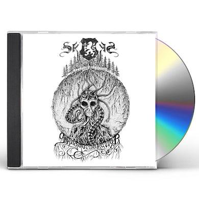 SKOGEN SKUGGORNA KALLAR CD