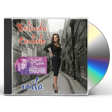 Belinda Carlisle VOILA CD