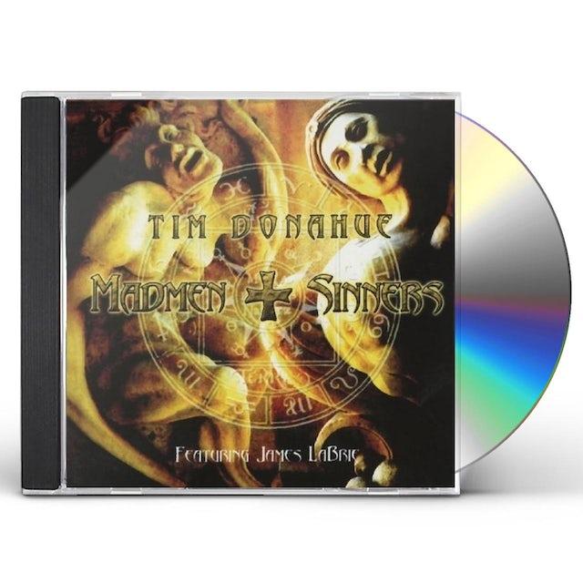 Tim Donahue MADMEN & SINNERS CD