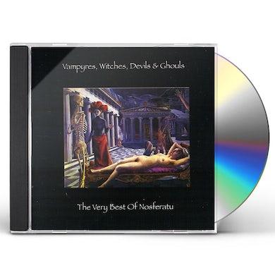 Nosferatu VAMPYRES WITCHES DEVILS & GHOULS CD