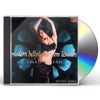 Emad Sayyah MODERN BELLYDANCE FROM LEBANON CD