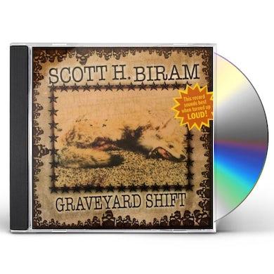 Scott H Biram GRAVEYARD SHIFT CD