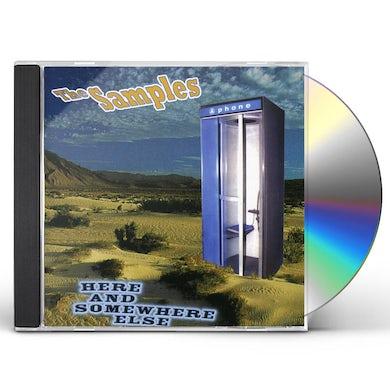 Samples HERE & SOMEWHERE ELSE CD