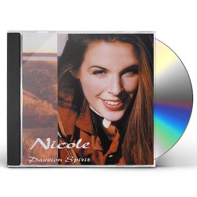 Nicole PASSION SPIRIT CD