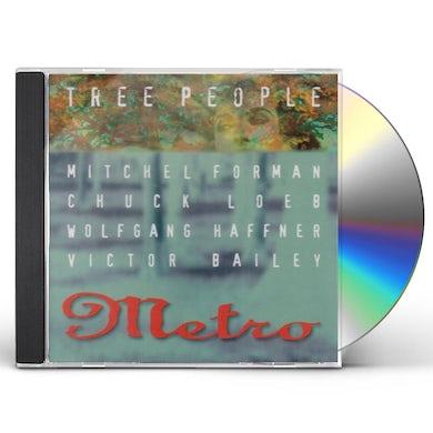 Metro TREE PEOPLE CD