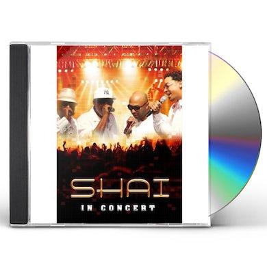 shai LIVE CD