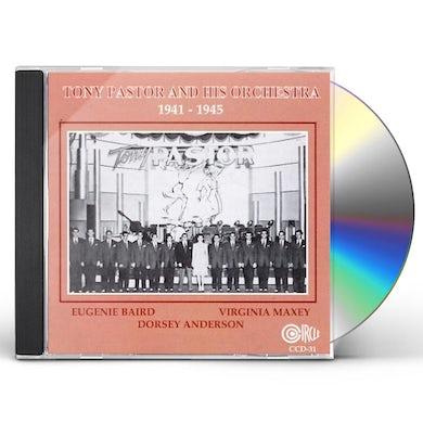 Tony Pastor 1941-1945 CD