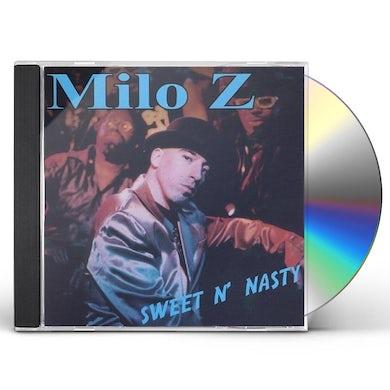 Milo Z SWEET N NASTY CD