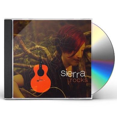 Sierra ROCKS CD