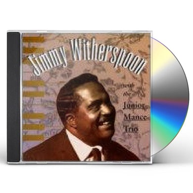 Jimmy Witherspoon WITH JUNIOR MANCE TRIO CD
