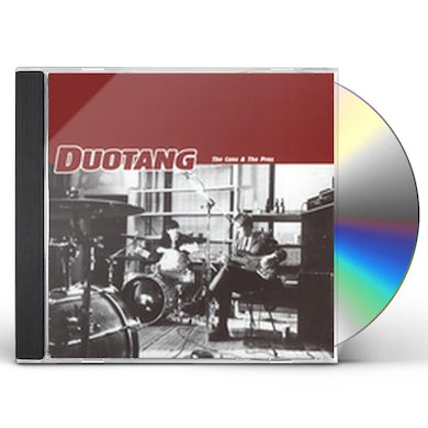 DUOTANG CONS & THE PROS CD