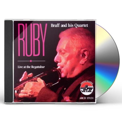 Ruby Braff LIVE AT REGATTABAR CD
