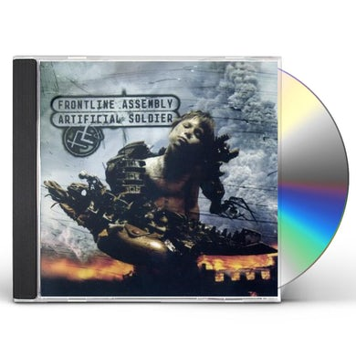 Front Line Assembly ARTIFICIAL SOLDIER CD
