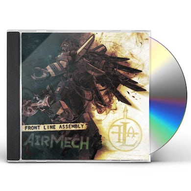 Front Line Assembly AIRMECH CD