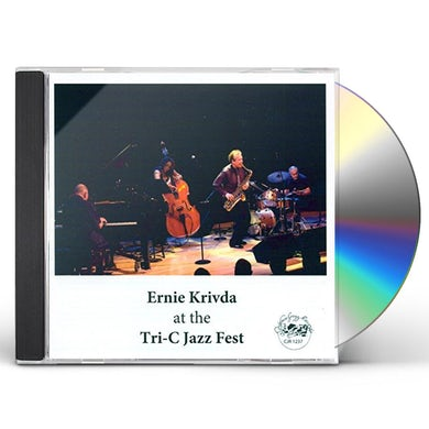 Ernie Krivda AT THE TRI-C JAZZ FEST CD