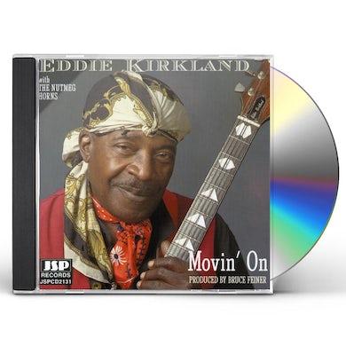 Eddie Kirkland MOVIN' ON CD