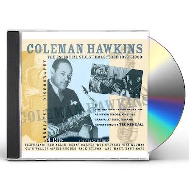 Coleman Hawkins ESSENTIAL SIDES 1929-1939 CD