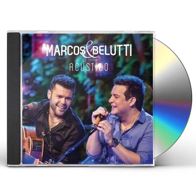 Marcos & Belutti ACUSTICO CD