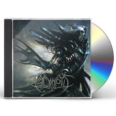 Psycroptic SYMBOLS OF FAILURE CD