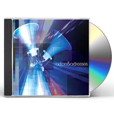 Actors & Actresses ARROWS CD