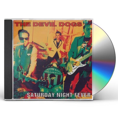 SATURDAY NITE FEVER CD