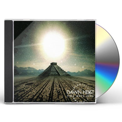 Dawn Heist TIME WAVE ZERO CD