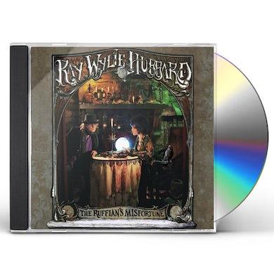 Ray Wylie Hubbard RUFFIAN'S MISFORTUNE CD