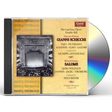 Metropolitan Opera GIANNI SCHICCHI 1949 CD