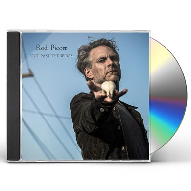Rod Picott OUT PAST THE WIRES CD
