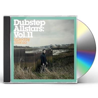 J:Kenzo DUBSTEP ALLSTARS 11 CD