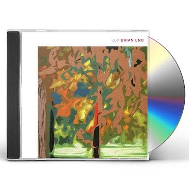 Brian Eno LUX CD