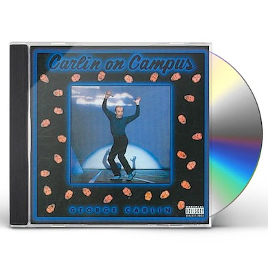 George Carlin CARLIN ON CAMPUS CD