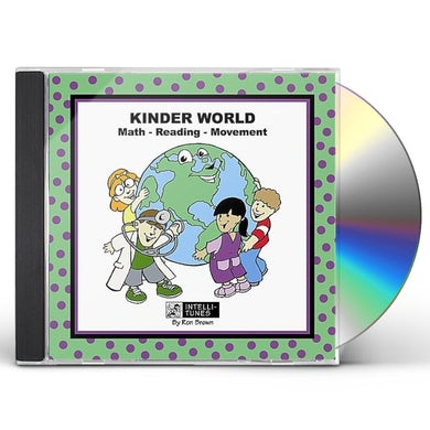 Ron Brown KINDER WORLD CD