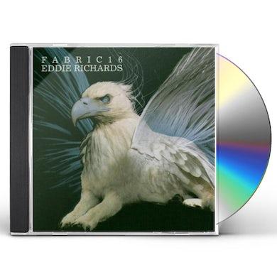 Eddie Richards FABRIC 16 CD