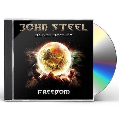 John Steel FREEDOWN CD