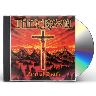 Crown ETERNAL DEATH CD