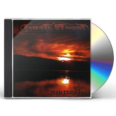 Finsterforst ZUM TODE HIN CD