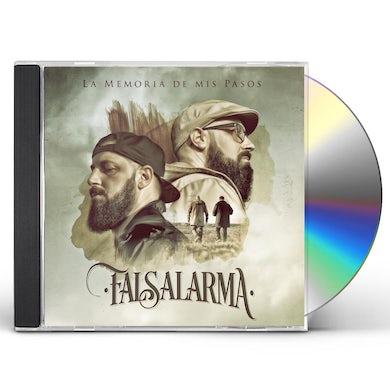Falsalarma LA MEMORIA DE MIS PASOS CD