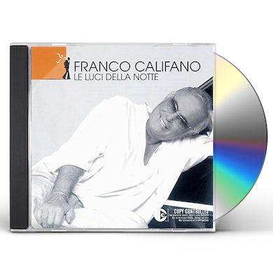 Franco Califano LE LUCI DELLA NOTTE CD
