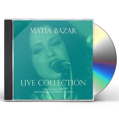 MATIA BAZAR CONCERTO LIVE AT RSI (20 MAGGIO 1981) - CD+DVD DIG CD