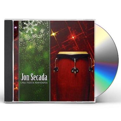 Jon Secada UNA FIESTA NAVIDENA CD