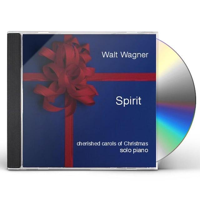 Walt Wagner SPIRIT-CHERISHED CAROLS OF CHRISTMAS CD