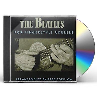 Fred Sokolow BEATLES FOR FINGERSTYLE UKULELE CD