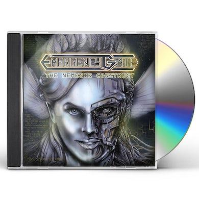 Emergency Gate NEMESIS CONSTRUCT CD
