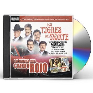 Los Tigres Del Norte   BANDA DEL CARRO ROJO CD